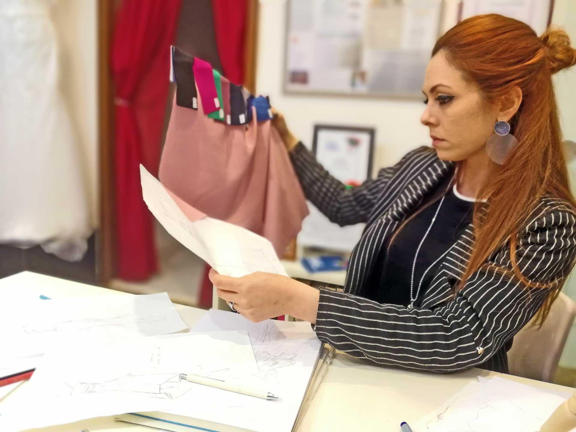 Flavia Pinello Premio Italia Giovane Vincitrice 2018 V Edizione