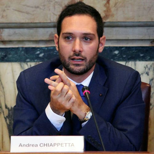 Andrea Chiappetta - Premio Italia Giovane
