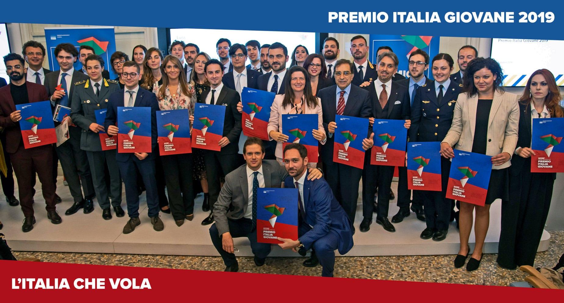 Gruppo Premio Italia Giovane 2019