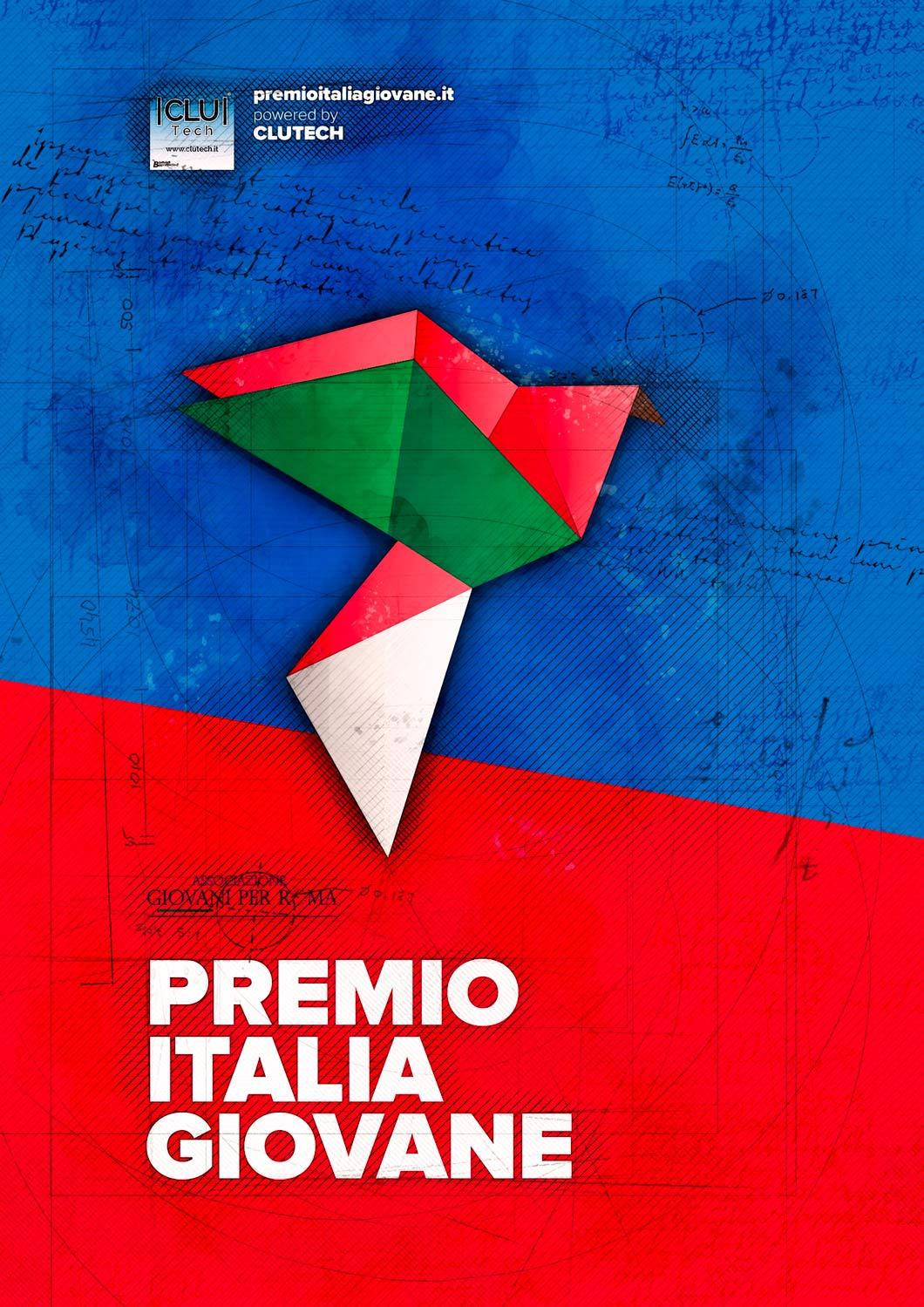 Locandina Premio Italia Giovane 2020 Edizione numero 7