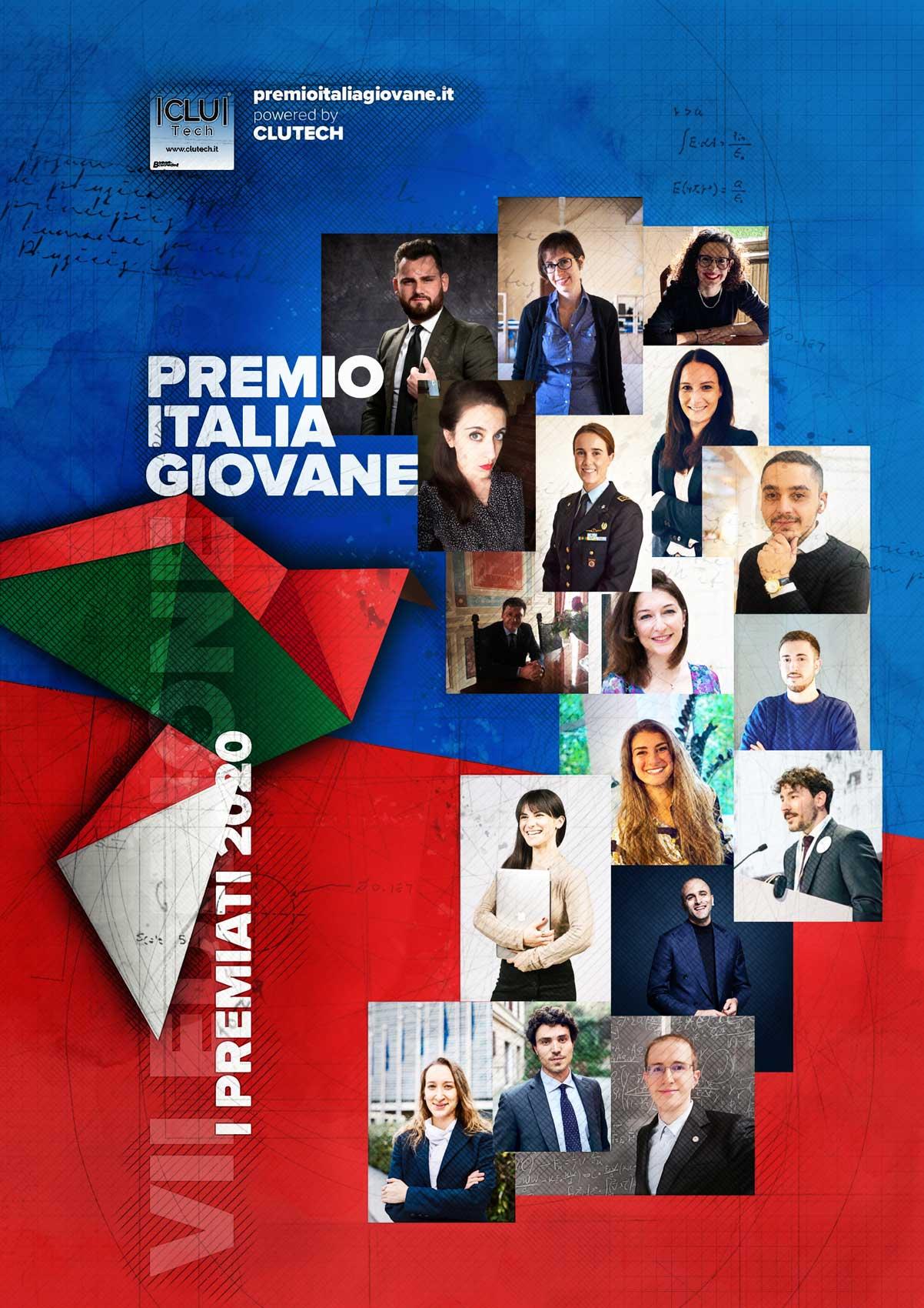 Scopri i premiati della VII Edizione - Premio Italia Giovane