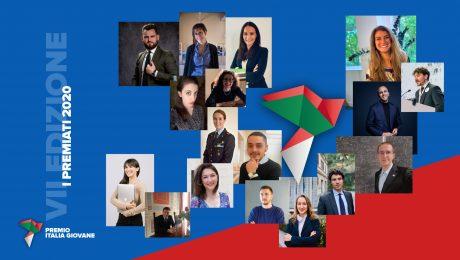 Premiati della VII Edizione del Premio Italia Giovane