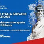 Presentazione Premio Italia Giovane 2021 Palazzo Lombardia Regione Lombardia